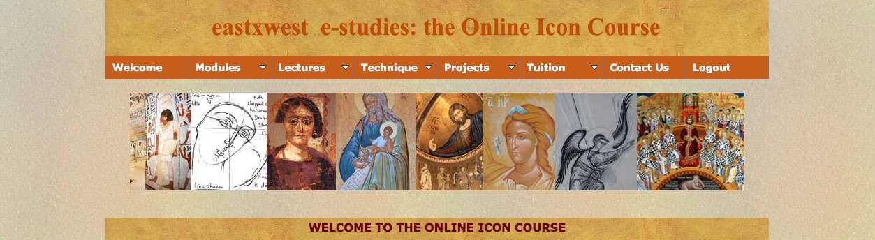 online course window